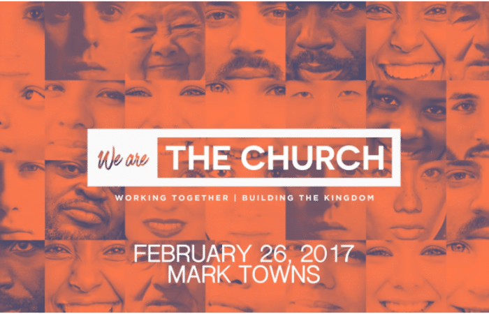 We Are The Church: Week 2